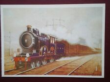 POSTCARD GREAT EASTERN EXPRESS LOCO NO 1854