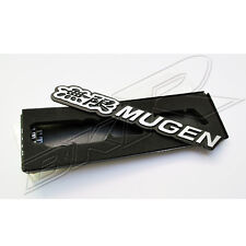 Mugen 3D badge/ emblem/ sticker 180mm x 27mm