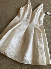 NEW NWT LAUREN Ralph Lauren cocktail dress sleeveless back zipper 14 L LARGE