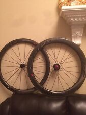 Used In Great Condition Zipp 304 Clinchers Full Carbon Wheelset Shimano 11speed