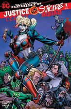 Justice League vs Suicide Squad 1 BART SEARS, HARLEY QUINN WONDER WOMAN LTD 1250
