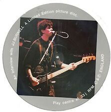 Stranglers An Interview With JJ Burnel Picture Disc 12""