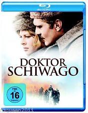 Doktor Schiwago [Blu-ray] Geraldine Chaplin, Omar Sharif  * NEU & OVP *