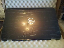NEW GENUINE DELL INSPIRON 15R N5110 DIAMOND BLACK LID COVER PT35F 0PT35F