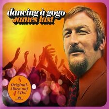 James Last-Dancing a gogo 4 CD NUOVO