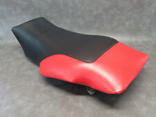 Polaris Trail boss Seat Cover 350 / 350L 90-93  2-TONE BLACK & RED or 25 Colors