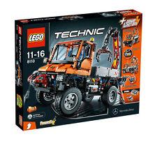 Lego® Technic 8110 - Unimog ungeöffnet NEU und OVP MISB NEW