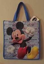 Disney Mickey Mouse Large Gift Bag Reusable Eco-Tote NEW!