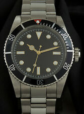TICINO Sea-Viper Vintage Pro Diver submariner Watch (Gilt Dial)