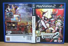 WARRIORS OROCHI 2 - PS2 - PlayStation 2 - PAL - Italiano - Usato
