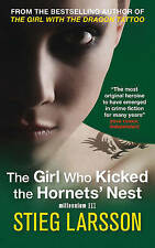 The Girl Who Kicked the Hornets' Nest (Millennium Trilogy Book 3), By Stieg Lars