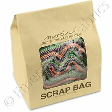 Moda Scrap Bag Fabric 1/2-Pound Assortment From One Moda Collection Quilt Strips