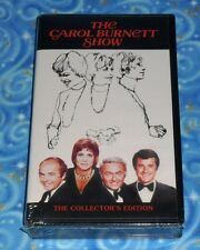 The Carol Burnett Show Collectors Edition Vol 1 VHS Video Tape Brand New Sealed