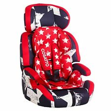 Cosatto Zoomi Hipstar 5 Point Plus Group 1/2/3 Child Car and Booster Seat