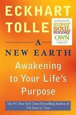 A New Earth By Tolle, Eckhart - Unabridged on 8 CDs - New / Sealed