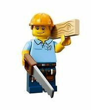 NEW LEGO Minifigures 71008 Series 13: Carpenter