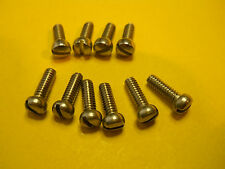 PENN FISHING REEL STAINLESS STEEL SCREWS (10) PART LOT FOR 309