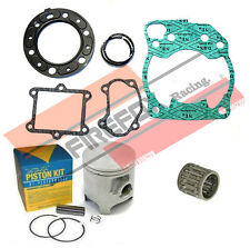 Honda Cr250 Cr 250 1997 - 2001 Mitaka Top End Rebuild Kit Inc Pistón & Juntas