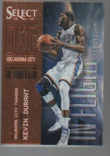 KEVIN DURANT 2012-13 PANINI SELECT IN FLIGHT SELECTIONS  #20