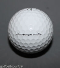 24 AAA Titleist Pro V1 2014 Used Golf Balls - FREE Shipping