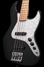 Fender USA Geddy Lee Jazz Bass Black w/ hard case