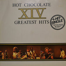 "HOT CHOCOLATE - 14 - GREATEST HITS - LP 12"" (S239)"
