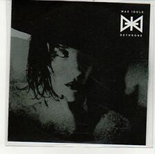 (EN195) Wax ldols, Dethrone - 2013 DJ CD