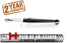 2 NEW REAR GAS SHOCK ABSORBERS MITSUBISHI GALANT LAMBDA SIGMA 96-04 /GH-333030//