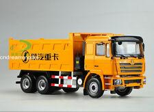1:24 Shaanxi Automobile Delong Delong F3000 tipper truck alloy model