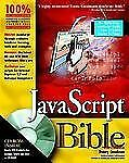 JavaScript Bible, 4th Edition-ExLibrary