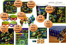 Teenage Mutant Ninja Turtles MEGA Party Pack 114 Piece 8 Person Party Supplies