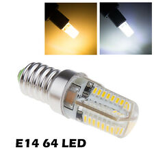 E14 4W 64SMD LED Corn Spot Light Lamp Bulb Cool Warm White Bulb AC 220V Halogen