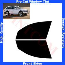 Pellicola Oscurante Vetri Auto Anteriori per Audi A4 Allroad 2011-... da 5% a70%