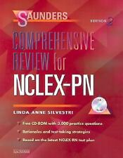 Saunders Comprehensive Review for Nclex-Pn