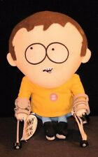South Park Jimmy with Crutches Talking Plush Figure 'Try Me I Talk'