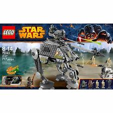 LEGO 75043 Star Wars™ AT-AP™ - Brand New in LEGO Sealed Bags!