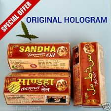 Sandha Premium Massage Oil Kesar Yukat 15ml AKA Sandda or Sanda Oil