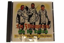 Los 3 MosQueteros de la Salsa Tito Rojas Tito Nieves Tito Gomez CD 1999 Paris