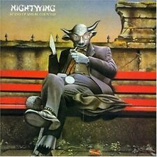 """Nightwing:  """"Stand Up And Be Counted""""  (CD Reissue)"""