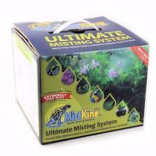 MistKing ULTIMATE SYSTEM with Zip Drip Valve