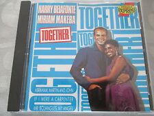 Harry Belafonte, Miriam Makeba - Together - Ariola Express CD no ifpi