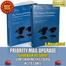 Theory of Evolution DVD New Sealed Great Courses Darwin Natural Selection