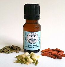 Meditation Pure Essential Oil Aromatherapy Blend Pure Undiluted All Natural