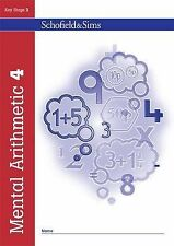 Mental Arithmetic Book 4 (Book 5 of 7): Key Stage 2, Years 3 - 6 (Answer book al