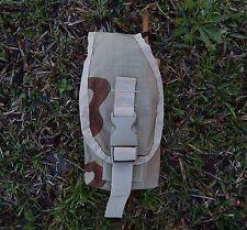 Brown Camo Turkey Call Pouch Case MOLLE Attach USGI Short/Long Box Hunting new