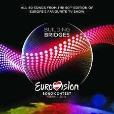 EUROVISION SONG CONTEST, VIENNA 2015  2 CD NEU