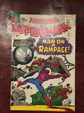 Amazing Spider-man #32 Complete UNRESTORED OW/W pages 1966 Marvel Silver Age