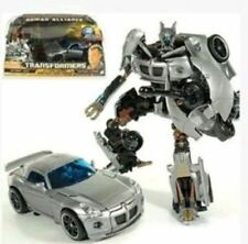 New Transformers Human Alliance Autobot JAZZ and Captain lenox US Version+
