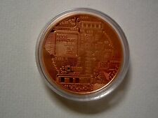 2013 Bitcoin Copper Round / Coin