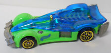 VINTAGE! 1996 Hot Wheels First Editions Road Rocket #369-Green Paint